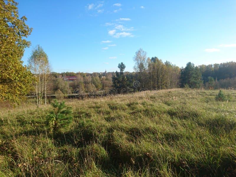Pogodna jesień obrazy stock