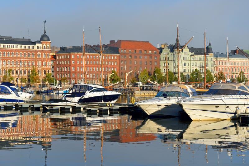 Pohjoisranta, Helsínquia imagem de stock royalty free