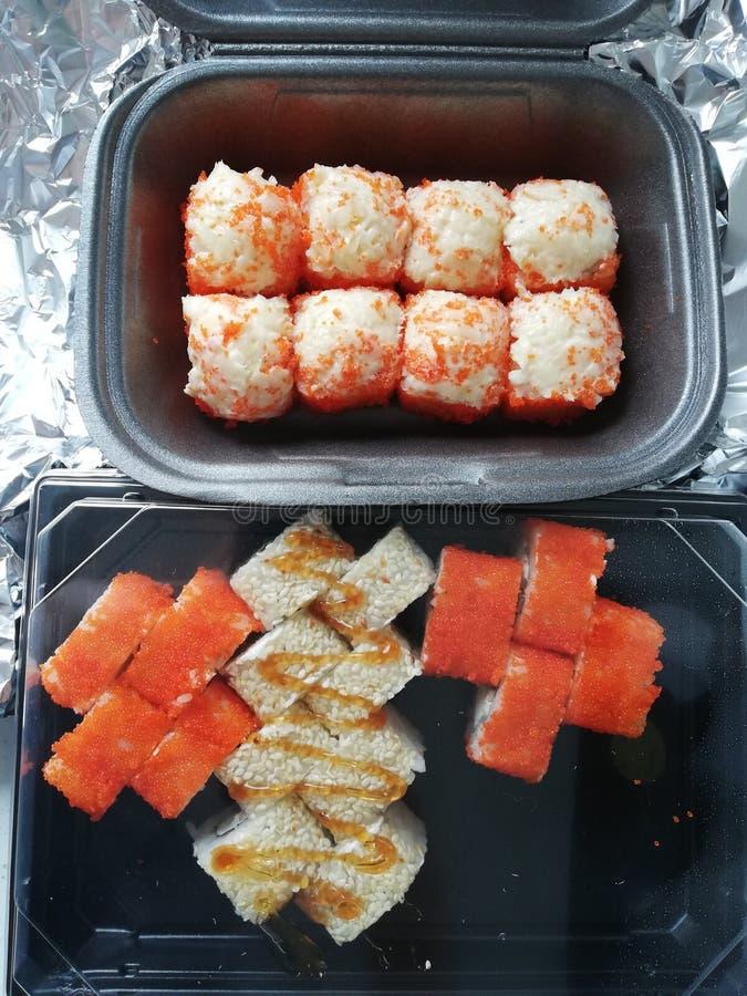 Poids léger de forme physique de nourriture de Susi photographie stock
