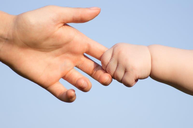Poignée de main photo libre de droits
