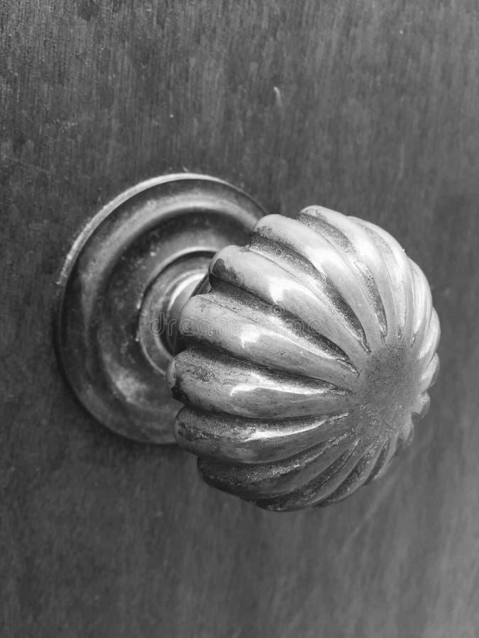 Poignée de Poignée de porte/porte images stock