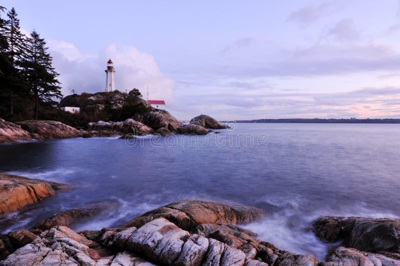 Point Atkinson Lighthouse stock photos