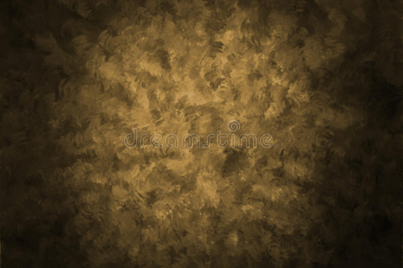 Point chaud traditionnel Brown photographie stock