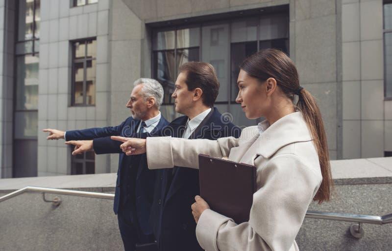 Point d'ancrage de l'équipe d'entreprise Concept d'avenir, de réussite, de détermination, de réussite, de partenariat, de travail photo stock