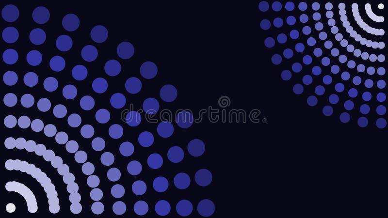 Download Point de fond illustration de vecteur. Illustration du abstrait - 8651622