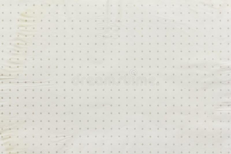 Point de papier de cru photographie stock