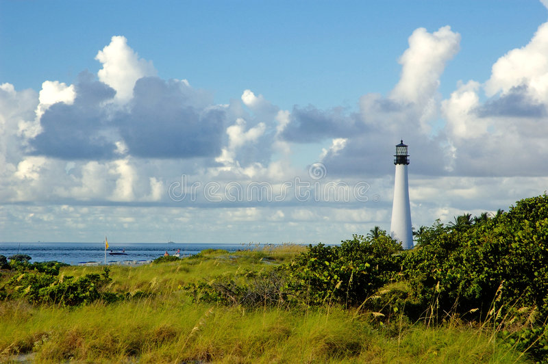 Point de phare images libres de droits