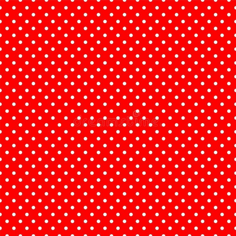 Download Point de polka de Noël illustration de vecteur. Illustration du cadre - 45354775