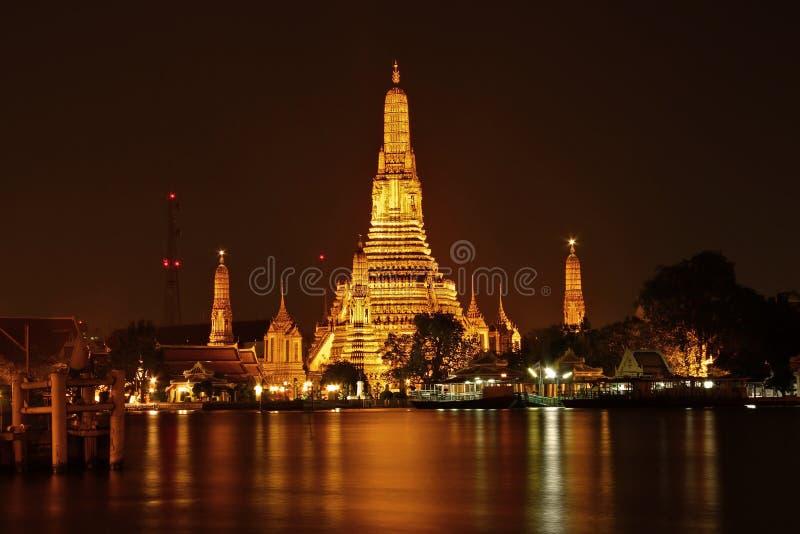 Point de repère de Bangkok photographie stock libre de droits