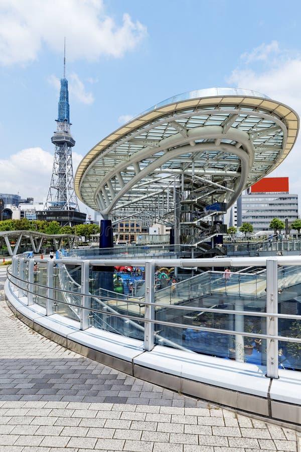 Point de repère de Nagoya photos stock