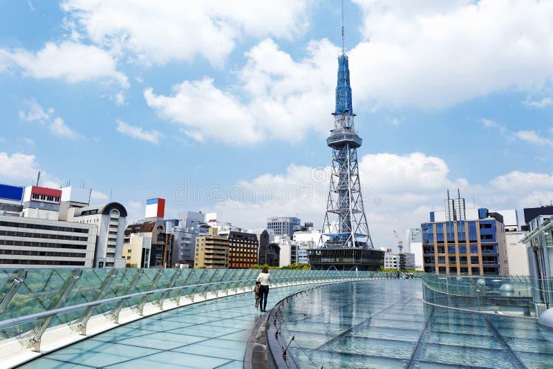 Point de repère de Nagoya image stock