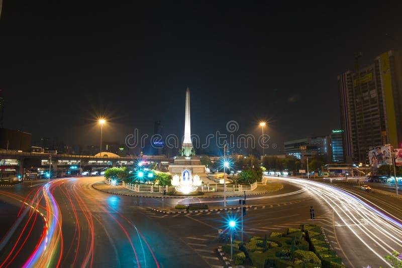 Point de repère en Thaïlande images stock