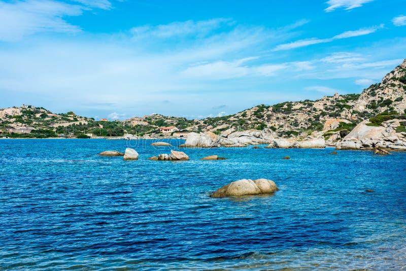 Point de Tegge en Sardaigne, Italie photo libre de droits