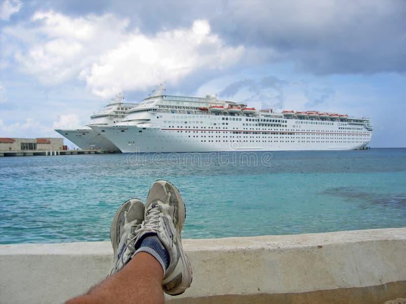 Point de vue de relaxation photographie stock libre de droits