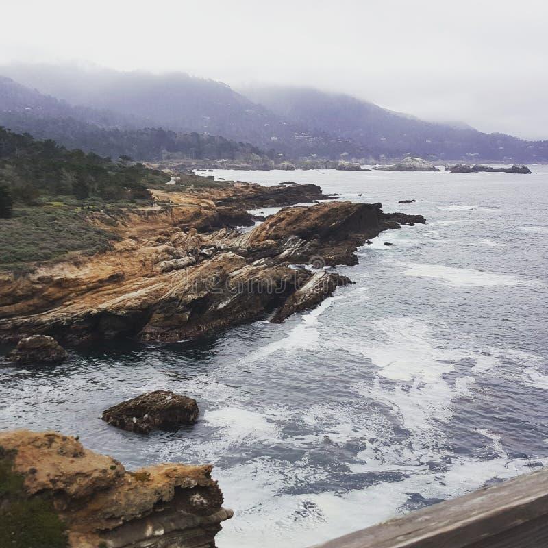 Point Lobos image stock
