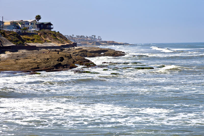 Download Point Loma San Diego Beaches And Surf California. Stock Photo - Image: 31572406
