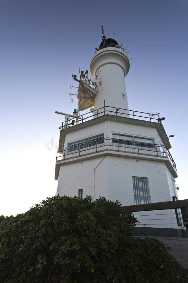 Free Point Lonsdale Lighthouse Stock Image - 58199101