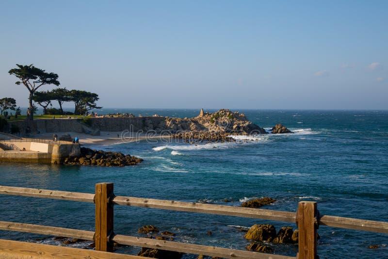 Point Lovers Beach royalty free stock photos