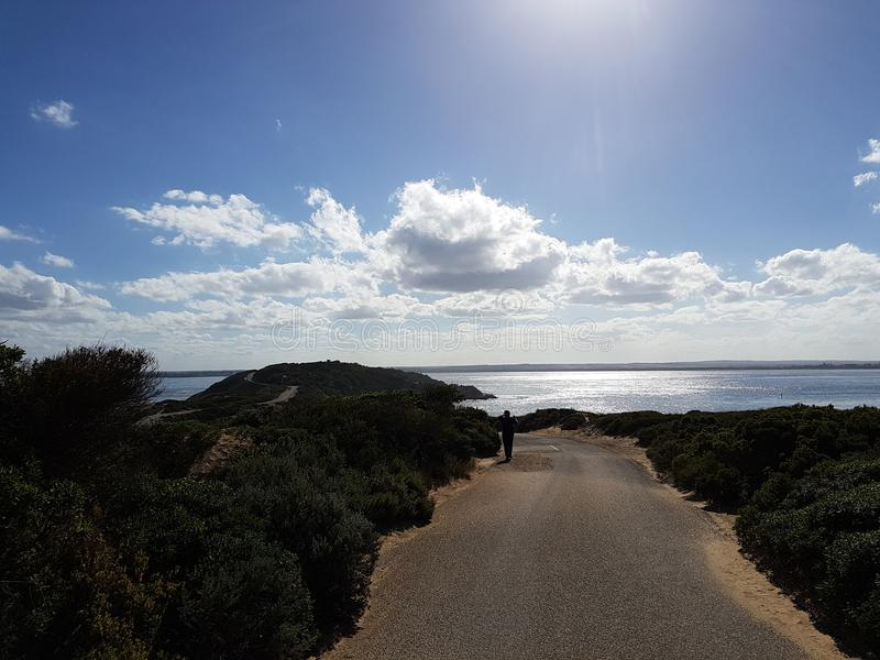Point Nepean stock photography