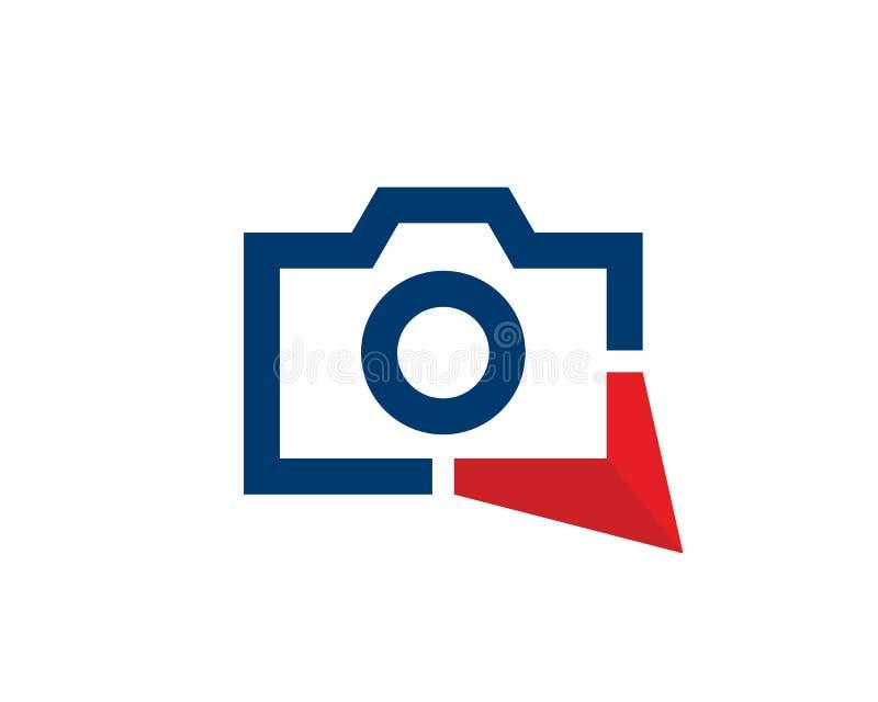 Point Photography Logo Template Design Vector, Emblem, Design ...