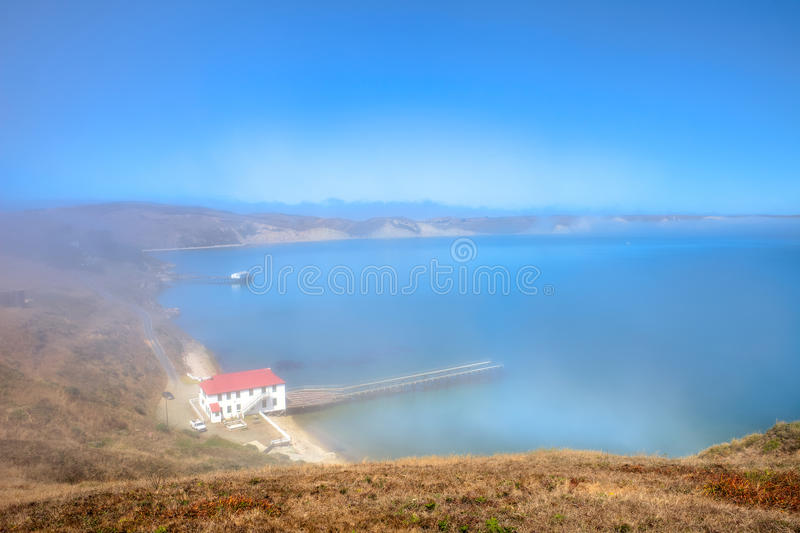 Download Point Reyes stock image. Image of ocean, point, park - 25523241