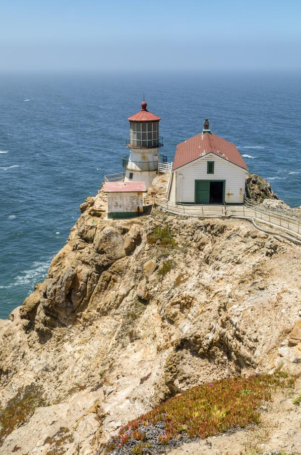 Point Reyes Lighthouse photographie stock