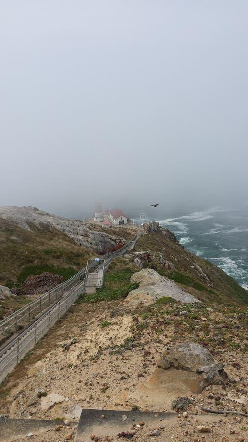 Point Reyes Lighthouse photo libre de droits