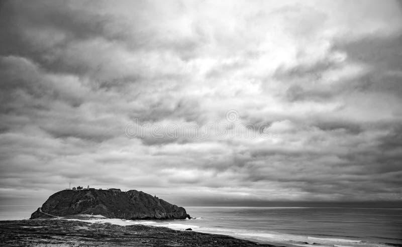 Point Sur, Big Sur royalty free stock photo