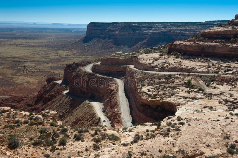Point Utah de Muley photographie stock