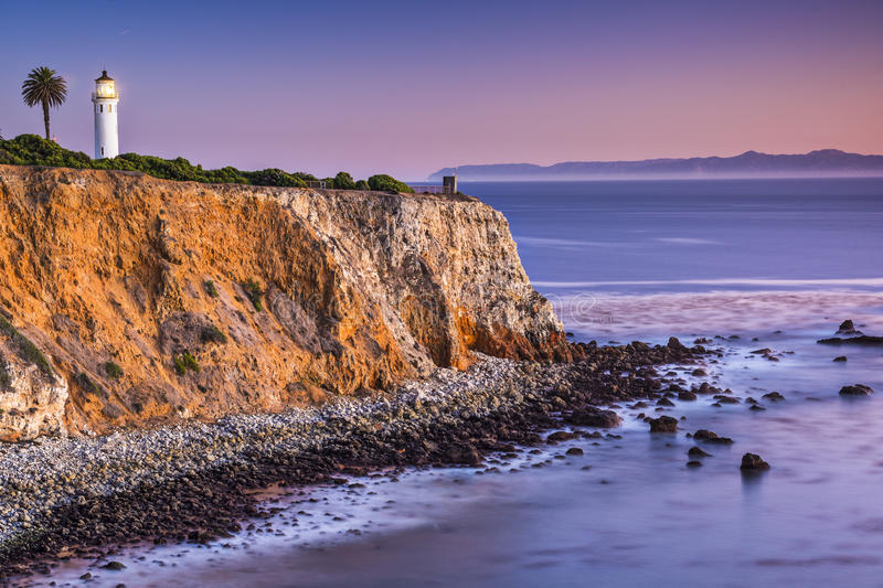 Point Vicente photo stock