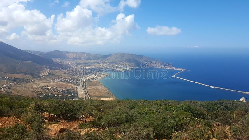 Point of view from oran royalty free stock image