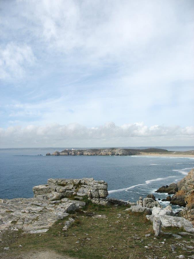 Pointe De Penhir Et Du Toulinguet In Brittany Stock Photo