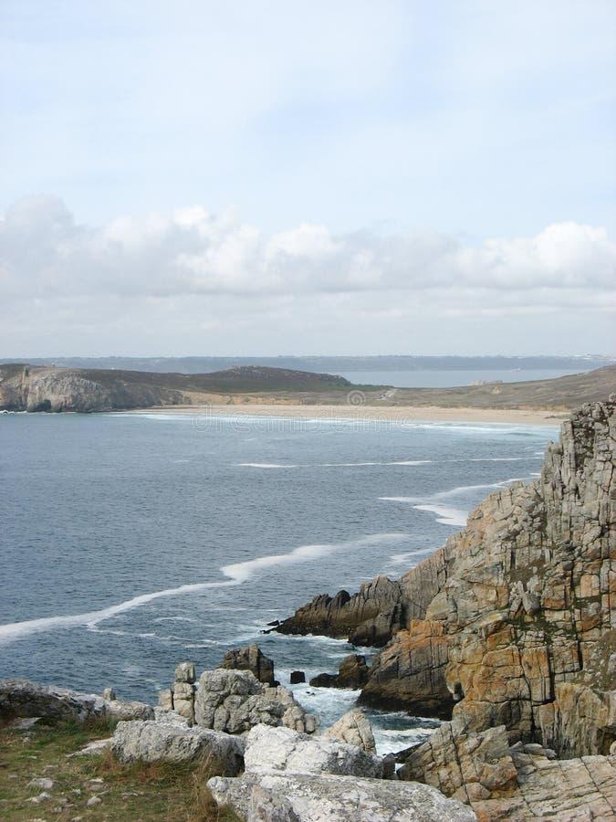 Download Pointe De Penhir Et Du Toulinguet In Brittany Stock Image - Image: 33436425
