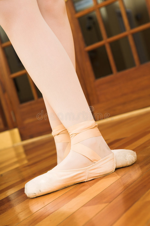 Download Pointe Shoes #03 Stock Photo - Image: 1406200