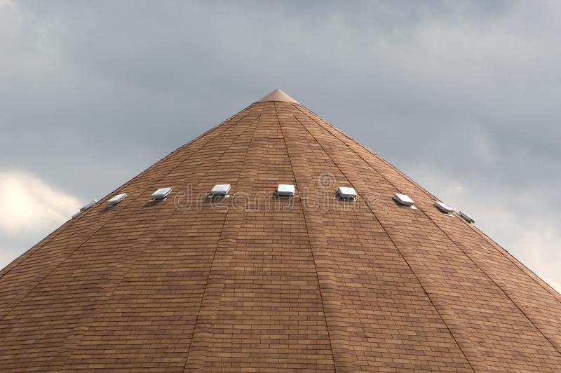 Pointed Rooftop
