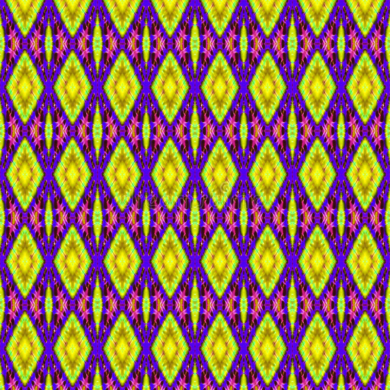 Background Seamless Tie Dye Pattern royalty free stock photos