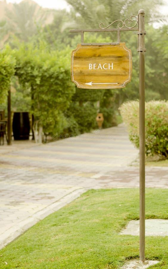 Pointer plaża w na wolnym powietrzu fotografia stock