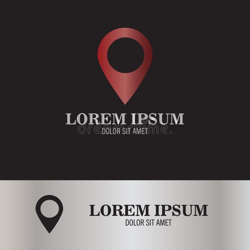 Pointeru logo ilustracji