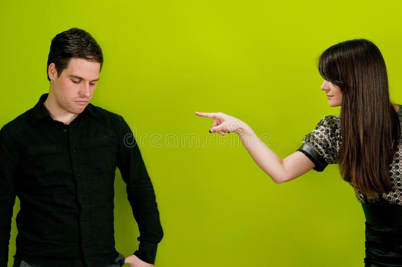Download Pointing Finger Stock Photo - Image: 14490090