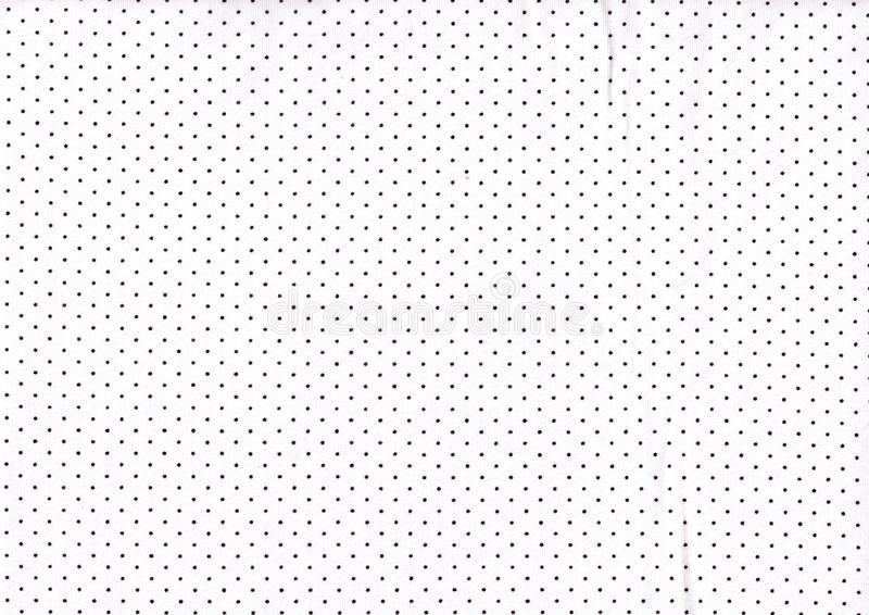 Points de polka de tricots image libre de droits