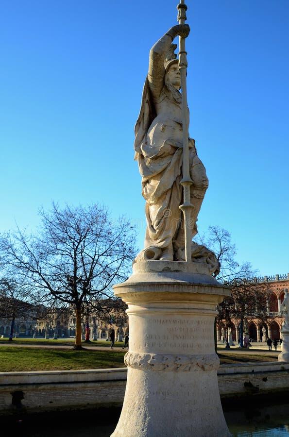 Points de repère de l'Italie - ville de Padoue image stock