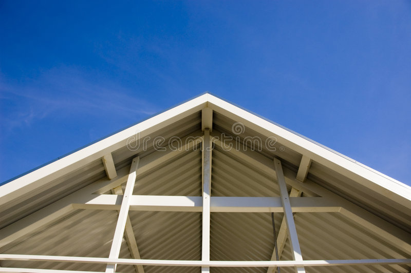 Pointy Roof Stock Photos