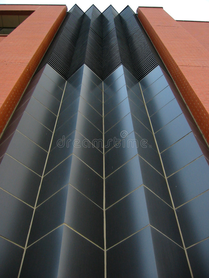Download Pointy wall stock photo. Image of architecture, cement, building - 28658