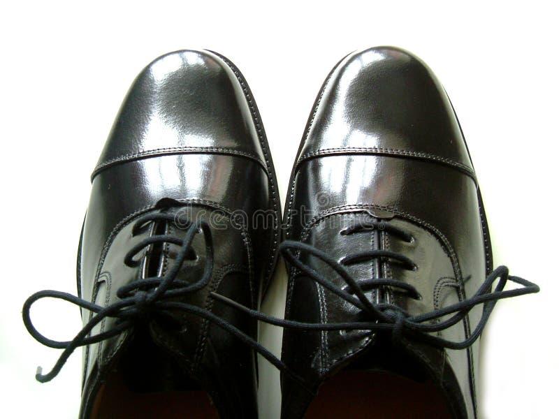 Poished鞋子 库存图片