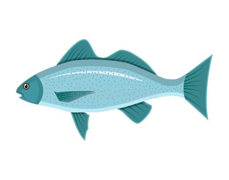 Poisson de mer générique illustration libre de droits