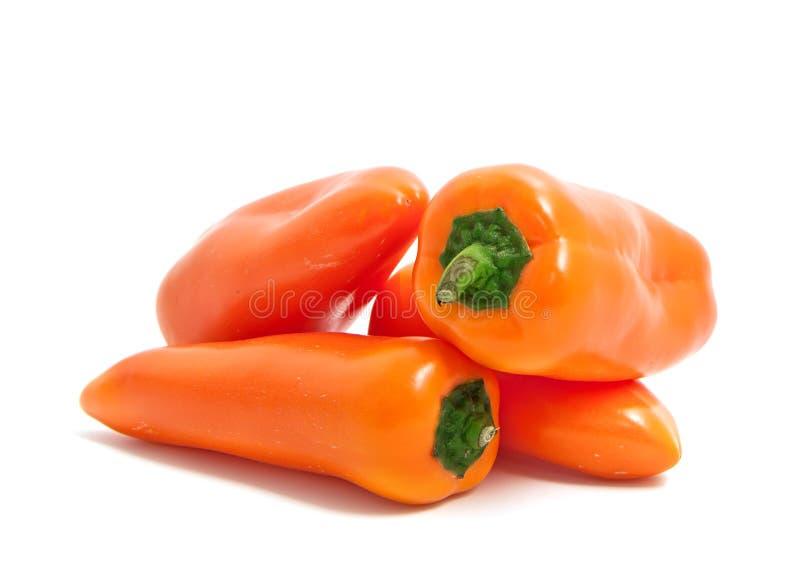 Poivre orange image stock