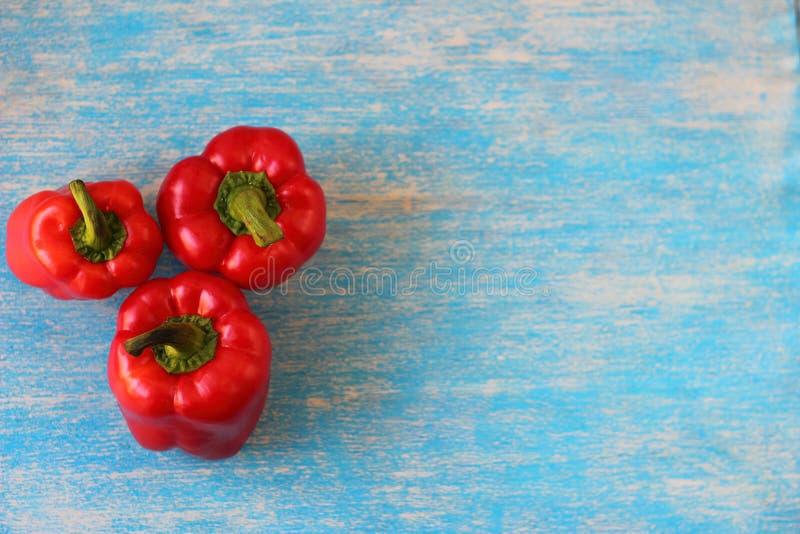 Poivron rouge doux photo libre de droits
