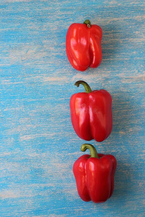 Poivron rouge doux photographie stock libre de droits