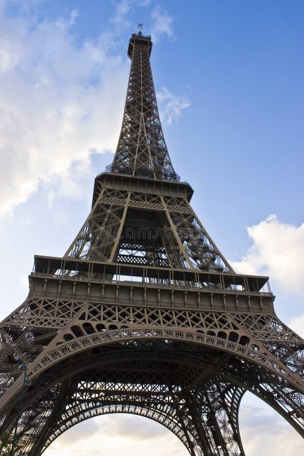 pojęcia Eiffel France miłości Paris wierza ilustracja wektor