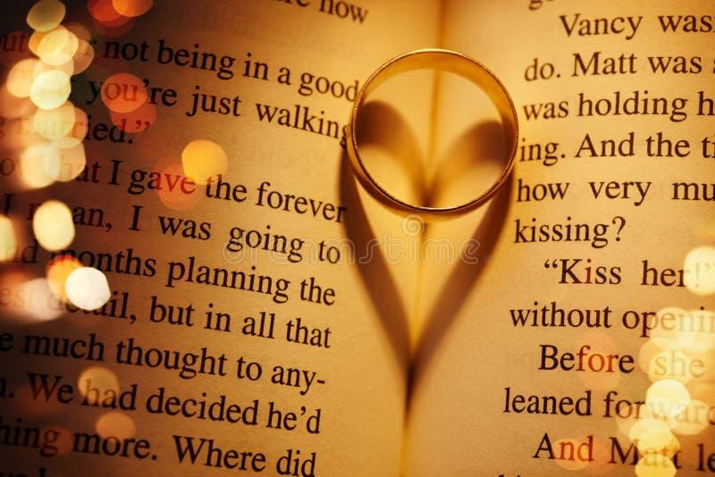 pojęcia miłości pierścionku ślub zdjęcia royalty free